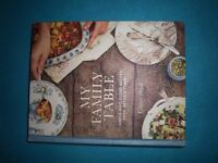 Hardback Book - My Family Table by Eleanor Ozich IP1