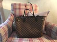 ***SALE*** Louis Vuitton Classic Pink Neverfull tote bag