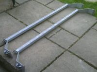 Land Rover Roof Bars - First Four