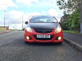 2009 Vauxhall Corsa VXR 12 months mot 81k miles