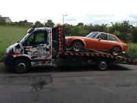 VEHICLE RECOVERY SERVICE LOCAL AND NATIONAL DELIVERY COLLECTION SCRAP CAR UPLIFTS