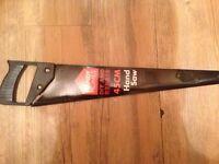 new 45cm saw - Job lot