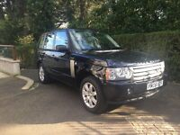 Exceptional Range Rover Vogue V8 with only 93000 miles