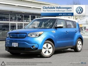 2015 Kia SOUL EV Luxury
