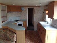 3 bedroom static caravan 650 per calendar month