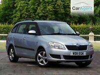 FABIA EST 1.2 TSI 105bhp, Rear Parking Sensors ** ONLY £107.08 PER MONTH/£300 Deposit Or £4995**