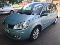 (58) RENAULT SCENIC 1.6 VVT DYNAMIQUE 56K MILES FSH MOT UNTIL JULY 2018