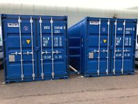 20FT SHIPPING CONTAINER STORAGE UNIT FOR SALE