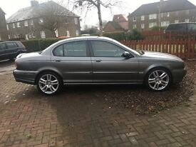 Jaguar xtype 2.2 diesel sport SALE OR SWAP (astra cdti mk5 or why)