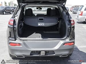 2016 Jeep Cherokee FINANCE MANAGER DEMO | NORTH | 4X4 | BACK UP  Cambridge Kitchener Area image 11