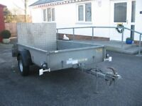 Ifor Williams p6 6x4 trailer in very good condition