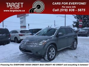 2007 Nissan Murano SL, No Rust, Very Clean, Drives Great and Mor