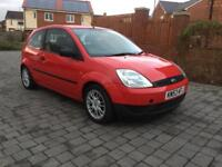 2004 Ford first 1.2 Petrol 3 Door