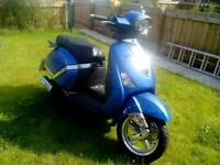 Lambretta Pato 151 as new
