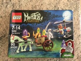Lego Monster Fighters, 9462