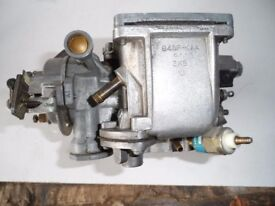 Ford Orion 1.3 MKI 1984 (B Reg) Carburetor 84SF – KAA P08D 3KB