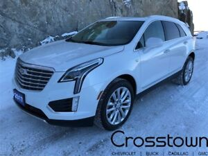 2017 Cadillac XT5 Platinum/ Heated & Vented Front Seats/