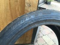 Unused Michelin Pilot Sport Tyre 235/40Z R18