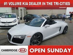 2014 Audi R8 4.2 / SPYDER / APR STAGE 1 PERFORMANCE CHIP