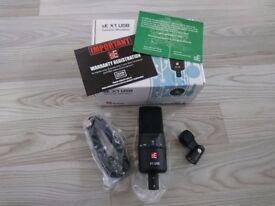 SE x1 USB condenser microphone