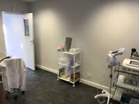 Beauty room to LET / RENT Jewellery Quarter £80pw