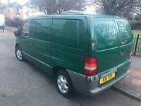 Mercedes Vito van 1 years mot