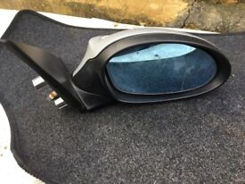 Bmw Series 5 Door Hatchback 2006/08 Driver Side Front Electric Mirror