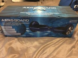 Brand new blue hoverboard/swegway