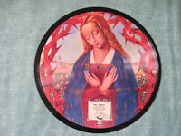 """Rare 12"""" Picture disc 78rpm record: Ave Maria - Schubert + Panis Angelicus - Cesar Franck £25 ono"""