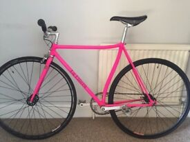 La Piovra Fixed Gear Bike - £400 or best offers as got to sell