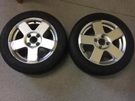 Ford Fiesta/Fusion Alloy Wheels 185-55-R15