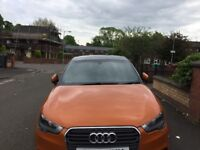 Audi A1 sport tdi 1.6 5 door, free yearly tax, 12months MOT reduced £7249