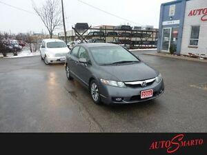 2009 Honda Civic EX-L, TOP OF THE LINE
