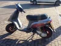 Piaggio Typhoon 50 scooter