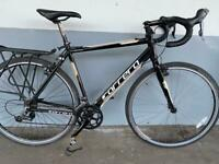 54cm carrera tanneri CX gravel road racer bike / cannondale boardman specialized giant bicycle