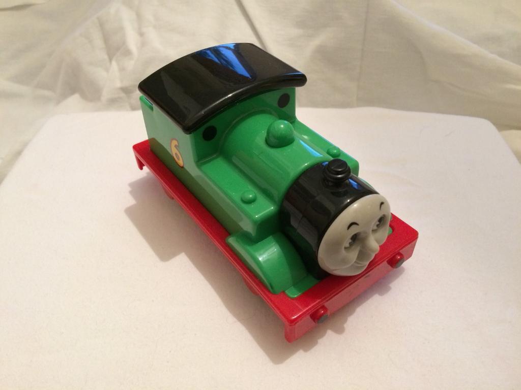 Thomas the Tank Engine - Push-along Percy