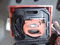Black and Decker Saw - KS480PE Type 1, 480W Jigsaw, Make offer for quick sale