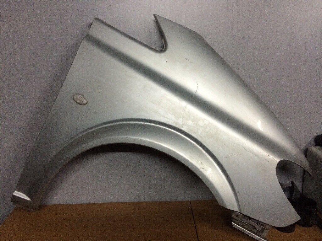 Mercedes vito o/s wing silver 03-10