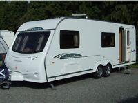 Coachman Amara 640/6 Twin Axle Bought new in 2010