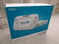 Wii U Basic Pack - Boxed - Excellent Condition
