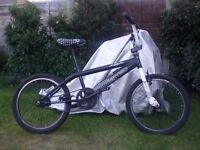 Nearly new bmx for sale
