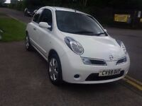 2009 NISSAN MICRA 1.2 ONLY 39000M IDEAL FIRST CAR WITH POWER STEERING ELECTRIC WINDOWS PX WELCOME