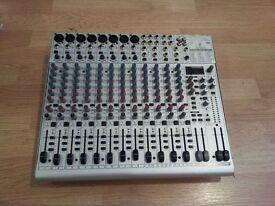 Behringer UB2222fx-Pro Mixing Desk Mixer Console