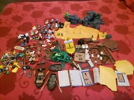 Vintage pirate playmobil