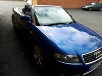 Audi a4 convertible 2003