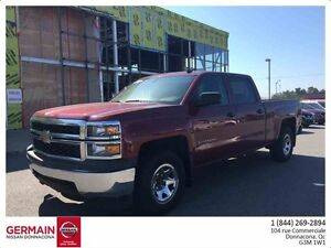 2014 Chevrolet SILVERADO 1500 4WD DOUBLE CAB CRUISE-BLUETOOTH-GR