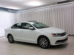 2016 Volkswagen Jetta TSI SEDAN w/ Backup Camera, Heated Seats,