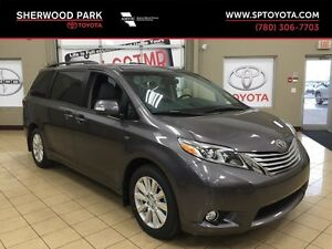 2017 Toyota Sienna 5dr Limited 7-Pass AWD