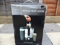 Cookworks Signature Whole Fruit Juicer(COLLECTION ONLY)