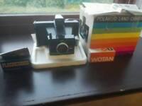 Polaroid Colour pack II land based camera